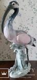 Статуетка Чапля, Karl Ens,  Н40,5х31х12 см, фото №7