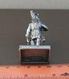 Срібна фігурка, 800пр. Італія., фото №6