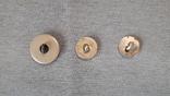Оклахома и 2 гербовые пуговицы., фото №6