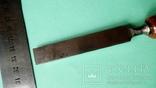 Стамеска 16 мм ореховый ручка, фото №6