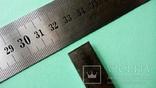 Стамеска 16 мм ореховый ручка, фото №7