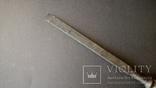 Долото советское 12 мм новое сталь ГОСТ, фото №13