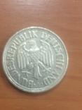 1-марка  1954 j, фото №3
