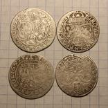 Шестаки Яна Каземира 1660.1661.1662.1662 гг., фото №3