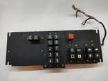Клавиатура с ПТУ 56 времён СССР на разборку или запчасти, фото №2