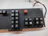 Клавиатура с ПТУ 56 времён СССР на разборку или запчасти, фото №3