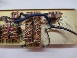 Клавиатура с ПТУ 56 времён СССР на разборку или запчасти, фото №10