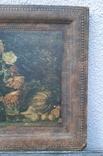 """""""Цветы и фрукты""""х-к И.Т.Хруцкий,репродукция 1979 год, фото №5"""