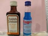2 мини бутылочки ликер с водкой 60-90 годов, фото №3