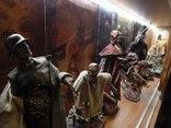 Коллекция  статуй , фигур и макетов  из фильмов-ужасов и фантастики, фото №2