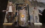 Коллекция  статуй , фигур и макетов  из фильмов-ужасов и фантастики, фото №11