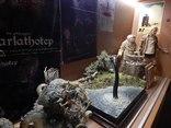 Коллекция  статуй , фигур и макетов  из фильмов-ужасов и фантастики, фото №12