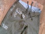 G-Sus - походные штаны (плащевка на подкладке)+футболка, фото №4
