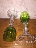 Два старинных бокала, фото №9