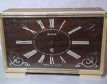Часы будильник Слава СССР, фото №2