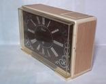 Часы будильник Слава СССР, фото №3