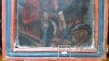 Ікона Архангел Михаїл, 32х25,7 см, фото №5