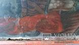 Ікона Архангел Михаїл, 32х25,7 см, фото №11