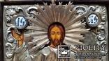 Ікона Ісус Христос, 84* 1853, Орлов Д.І., 25х14,5 см, фото №5