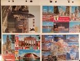 Фотоальбом та 79 чистих листівок. Тематика міста різних країн, фото №2