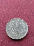 ФРГ 1 марка 1950G n1638, фото №3