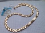Цепочка  золото 585., фото №4