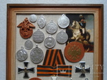 Ордена та медалі царскої росії. копії., фото №3