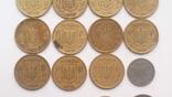 20 монет 1996 р., 19 -25 і 1- 10., фото №11