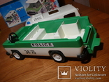 Машина полиции. Германия 1980-е годы., фото №6