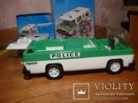 Машина полиции. Германия 1980-е годы., фото №12