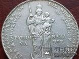 Талер 1855 р. Патрона Баварія., фото №9