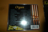 Диск CD сд Орган Organ The Maestro Instrumental, фото №4