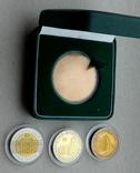 Жетони та медаль НБУ / Графічний знак, Златник, 2003, пам'ятна медаль /, фото №7