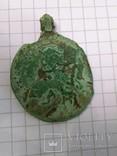Католический медальон -  свИгнатий Лойола, фото №3