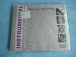 "Fausto PAPETTI ""Insnrumental"" CD, фото №5"
