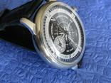 Часы Молния 3602 Компас Рабочие на ремешке, фото №4