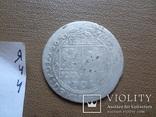 Тымф 30 грош 1664   серебро (Я.4.4)~, фото №6