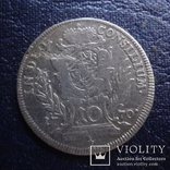 10 крейцеров 1770  Германия  серебро     (Я.8.3)~, фото №2