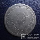 10 крейцеров 1764  Германия  серебро     (Я.8.2)~, фото №3