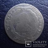 10 крейцеров 1764  Германия  серебро     (Я.8.2)~, фото №4