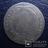 10 крейцеров 1764  Германия  серебро     (Я.8.2)~, фото №6