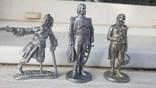 Наполеон и другие Оловяные фигурки.Франция., фото №2