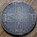 Британия 1/2 кроны 1697 г., фото №2