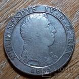 Неаполитанское королевство 120 гран 1805г., фото №2
