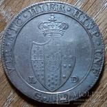 Неаполитанское королевство 120 гран 1805г., фото №3