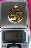 Подвеска амулет. Свастика. Древний символ движения солнца. Реплика., фото №6