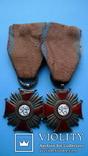 Крест Заслуги RP (2 шт. в родном сборе), фото №2