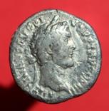 Денарий Antoninus Pius (RIC III 100c), фото №2
