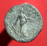 Денарий Antoninus Pius (RIC III 100c), фото №3