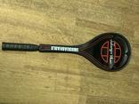 Темничная ракетка с чехлом, фото №2